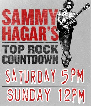 Top Rock Countdown