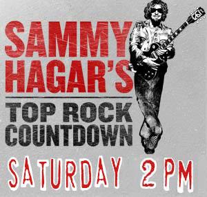 Top Rock Countdown